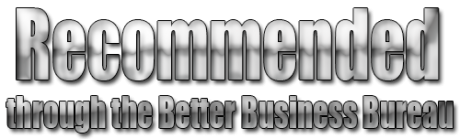 Recommended by the Better Business Bureau (TAMPA HANDYMAN)