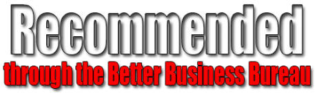 Tampa Handyman recommended through the Better Business Bureau (TAMPA HANDYMAN)
