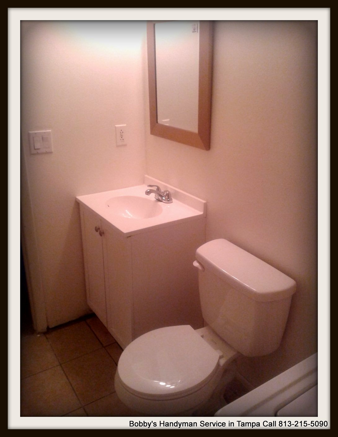 Bathroom renovation tampa contractor 813 215 5090 for Bathroom renovation tampa