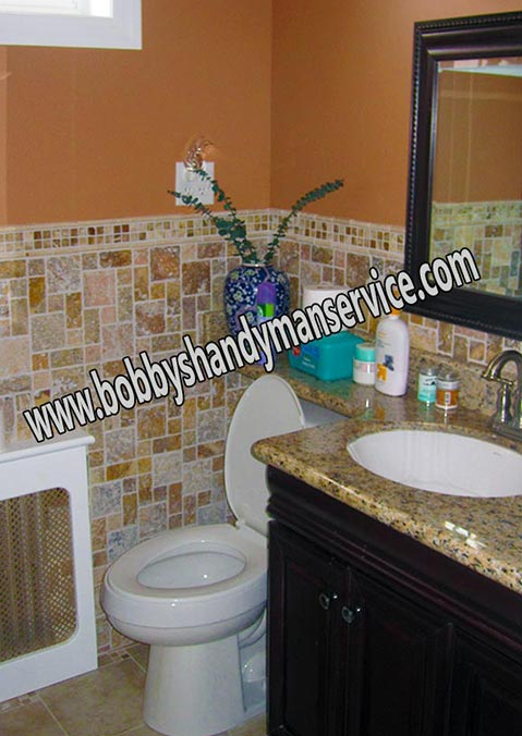 Bathroom remodeling tampa handyman for Bath remodel tampa